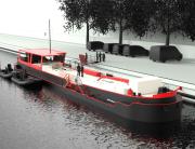 avl-portfolio-SDIS 78-peniche-pompier-modelisation